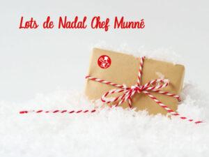 Aquest Nadal regala Chef Munné